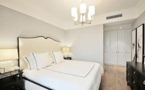 2019美式卧室装修设计图片 2019美式床图片