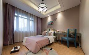 2019新中式儿童房装饰设计 2019新中式细节装饰设计