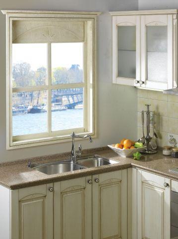 2019美式厨房装修图 2019美式橱柜装修设计