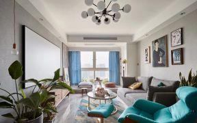 2019北欧110平米装修设计 2019北欧二居室装修设计