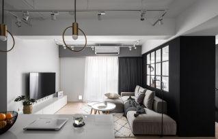 2019工业110平米装修设计 2019工业三居室装修设计图片