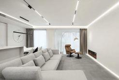 2019现代简约150平米效果图 2019现代简约二居室装修设计