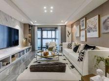2020北欧110平米装修设计 2020北欧二居室装修设计