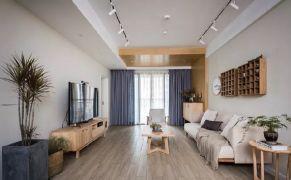 2020现代中式90平米装饰设计 2020现代中式二居室装修设计
