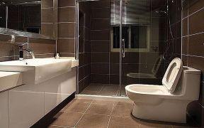 2019简单卫生间装修图片 2019简单浴室柜装修图片
