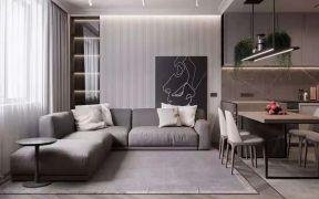 2019现代90平米装饰设计 2019现代小户型装修效果图大全