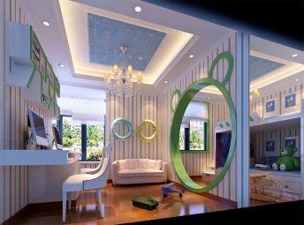 2019中式古典300平米以上装修效果图片 2019中式古典别墅装饰设计
