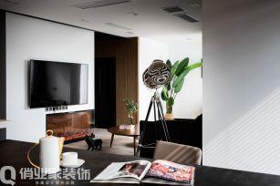 温馨客厅细节案例图片