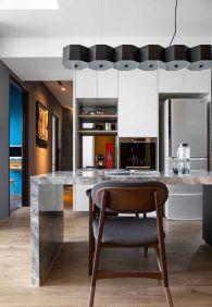 2019美式70平米设计图片 2019美式二居室装修设计