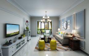 简约客厅沙发设计