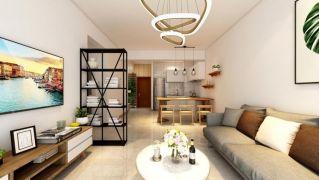2019北欧70平米设计图片 2019北欧三居室装修设计图片