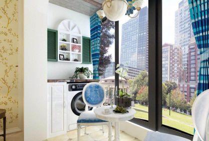干净厨房岛台装修美图