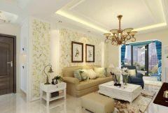 庄重米色卧室装修案例图片