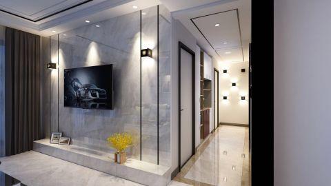玄关走廊现代简约图片