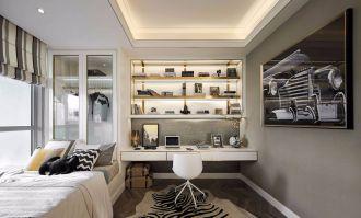 2020法式卧室装修设计图片 2020法式梳妆台装修设计