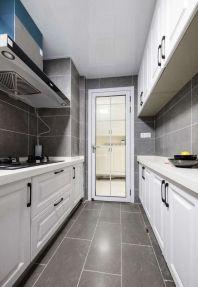 个性厨房北欧装修案例