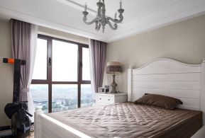 2020法式卧室装修设计图片 2020法式床图片