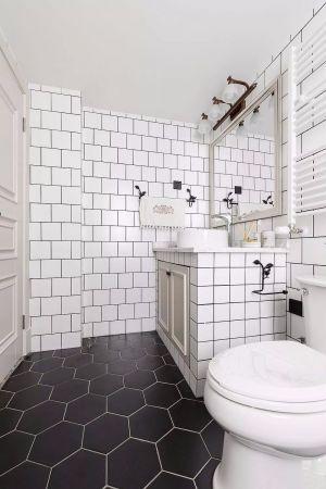 2019现代110平米装修设计 2019现代三居室装修设计图片
