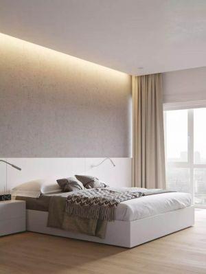 北欧时代北欧风格二居室装修效果图