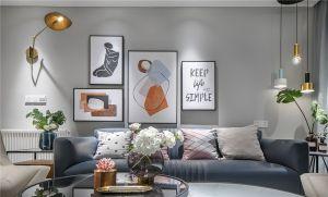 舒适客厅装修图