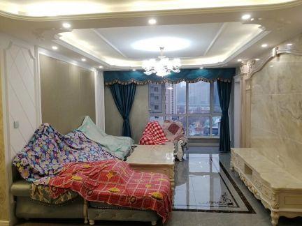 2019欧式150平米pk10开奖记录结果 2019欧式三居室装修设计图片