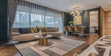 2019北欧150平米优乐娱乐官网欢迎您 2019北欧套房设计图片