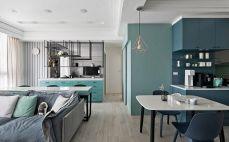 2019法式70平米设计图片 2019法式公寓装修设计