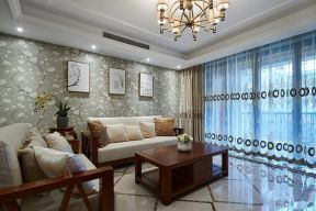 89方欧式风格二居室精装图