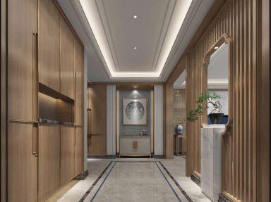 2019中式110平米装修设计 2019中式楼房图片