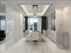 2019欧式110平米装修设计 2019欧式二居室装修设计