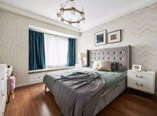 2020简约90平米装饰设计 2020简约三居室装修设计图片