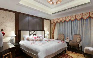客厅白色沙发装修案例效果图