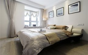 北欧卧室吊顶装修设计图片