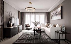 2019现代90平米装饰设计 2019现代二居室装修设计