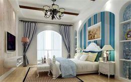 简约卧室细节家装设计