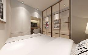 2019日式卧室装修设计图片 2019日式书桌装修图
