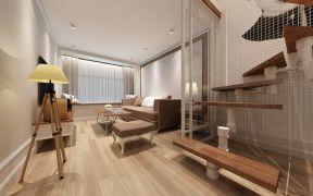 赏心悦目原木色客厅装潢设计图片
