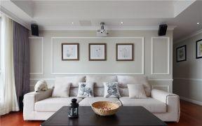 时尚客厅简约室内装修设计