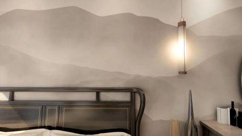 朴素温馨卧室装修方案
