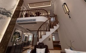2019欧式150平米效果图 2019欧式三居室装修设计图片