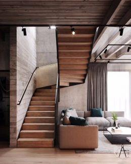 2019工业110平米u乐娱乐平台设计 2019工业LOFT装饰设计