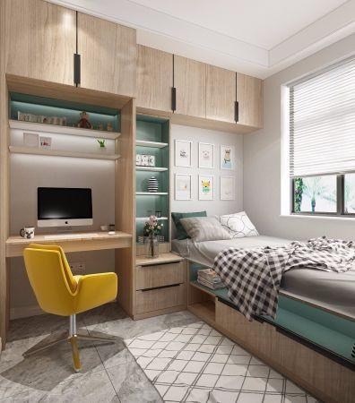 2019混搭110平米装修设计 2019混搭三居室装修设计图片