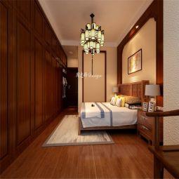 2020简约240平米装修图片 2020简约三居室装修设计图片