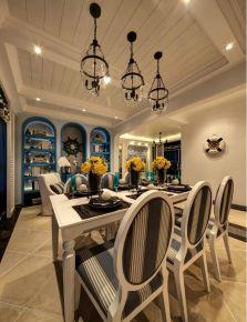 华丽米色厨房家装设计