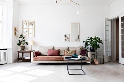 2020北欧90平米装饰设计 2020北欧LOFT装饰设计