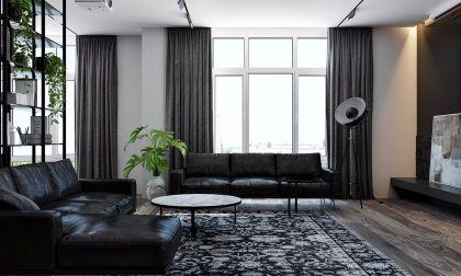 2019北欧90平米装饰设计 2019北欧小户型装修效果图大全