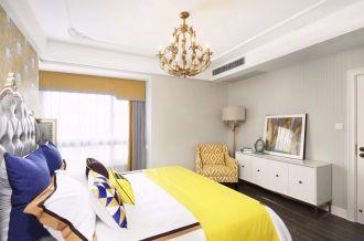 2020法式卧室装修设计图片 2020法式吊顶效果图
