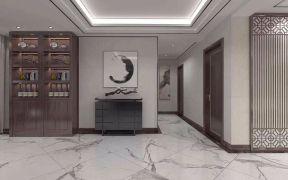 2019中式客厅装修设计 2019中式过道图片