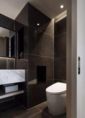 2019现代浴室设计图片 2019现代地砖设计图片