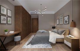 卧室衣柜现代装饰效果图
